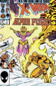 X-Men And Alpha Flight